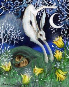 Spring Equinox.  Ostara